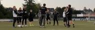 Jugendtrainer am Ball mit Benjamin Weigelt